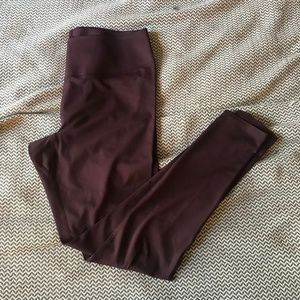 NWOT Plum Leggings
